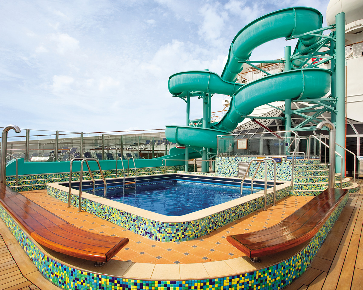 GALVESTON CRUISES Carnival Valor - Valor cruise ship