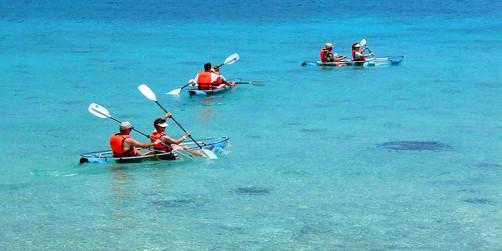 galveston cruises clear kayak snorkel beach combo