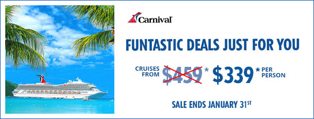 Galveston Cruises Cruises From Galveston