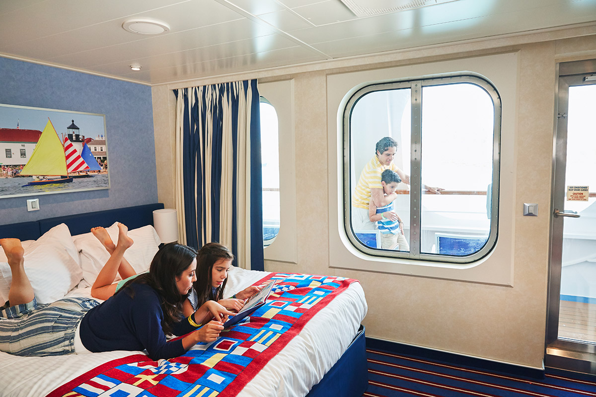 Galveston Cruises Family Harbor Cabins